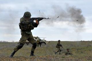 російько-білоруські навчання