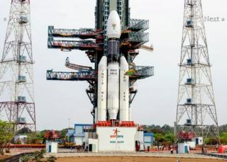 File photo of The GSLV Mark III