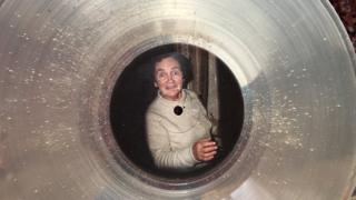 Madge Hobson on record
