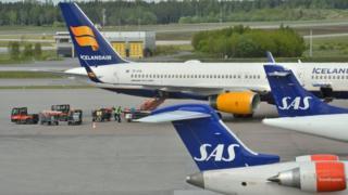 Аэропоррт Стокгольма