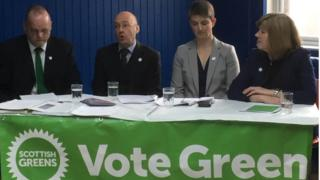 Green party