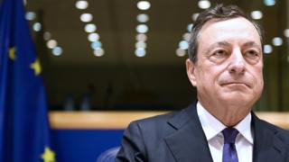 Mario Draghi - ECB President