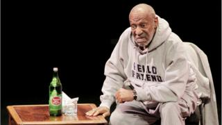 Comedian Bill Cosby performs at The Temple Buell Theatre in Denver, Colorado, United States January 17, 2015.