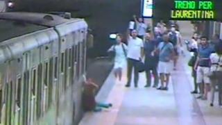 відео, метро