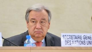 Selon le Secrétaire général de l'Onu le déploiement des unités de policiers des Nations Unies pour la Monusco aideraient à protéger les civils
