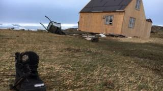 """Meteorologist Trine Dahl Jensen told Danish news agency Ritzau that for such an earthquake to hit Greenland was """"not normal"""", as she warned of the risk of aftershocks."""