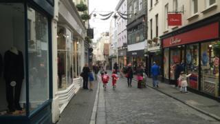 Guernsey High Street