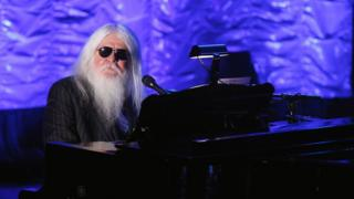 Leon Russell performs during the Songwriters Hall of Fame awards in New York June 16, 2011.