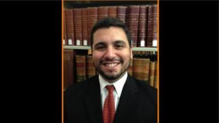 Avukat Stephen Gutierrez