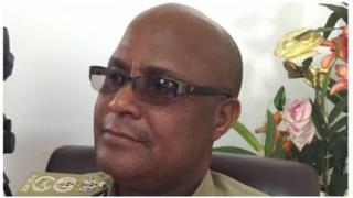 Inspekta jenerali wa polisi nchini Tanzania Ernest Munga