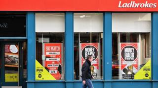 Ladbrokes store