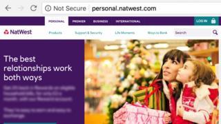 Natwest website