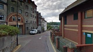 Glanrafon Hill, Bangor, Gwynedd