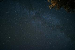 Banchory night sky