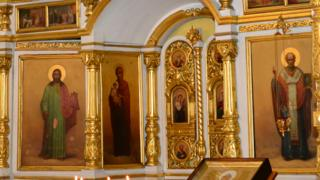 Russian church icons