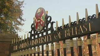 Queen's University, Belfast, gates