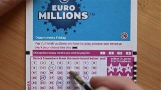 Euromillions лотерея