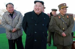เกาหลีเหนือ, คิม จอง อึน, ขีปนาวุธ, เครื่องยนต์จรวด,