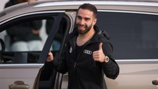 Carvajal est sous contrat avec le Real Madrid jusqu'en 2022.