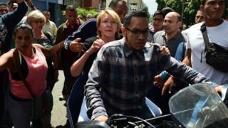 Dibad baxyada Venezuela