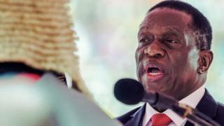 Madaxweynaha cusub ee Zimbabwe