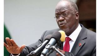 Rais wa Tanzania, Dr John Magufuli