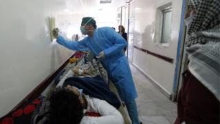 больница в йемене