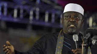 Governor of Imo State, Rochas Okorocha