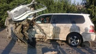 Бишкек-Ош трассасындагы жол кырсыгынан 8 адам каза тапты