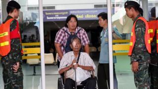 больница Пхрамонгкутклао
