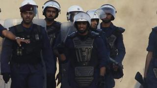 Bahreyn polisi