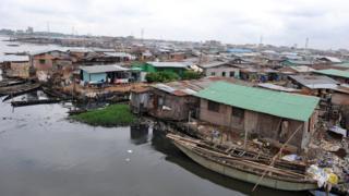 Lagos waterside