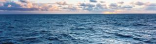The Mediterranean Sea off Malta