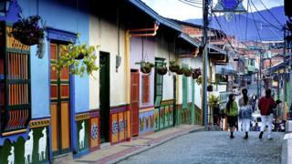 Колумбийцы очень гостеприимны и внимательны к приезжим