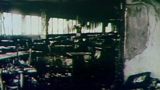 Inside Brisbane's Whiskey Au Go Go nightclub following the fatal fire
