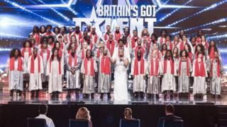 100 voices of Gospel