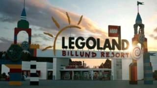 Legoland in Denmark