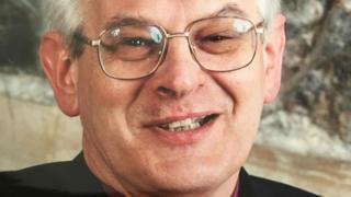 Bishop David Thomas