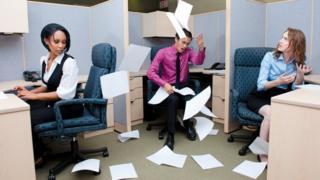 A disruptive employee