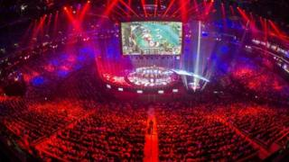League of Legends final