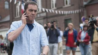 James Nesbitt in missing
