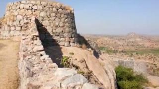 விஜயநகர சாம்ராஜ்யத்தின் கோட்டையில் தங்கப்புதையலா?