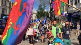 Pride Caerdydd
