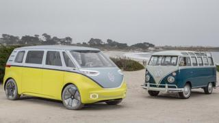 VW to relaunch Kombi outpost as electric vehicle