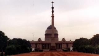 راشتراپاتی باوان محل ریاست جمهوری هند