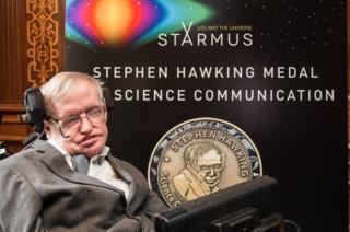 Profesor Stephen Hawking