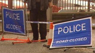 The Portadown Road in Richill remains closed