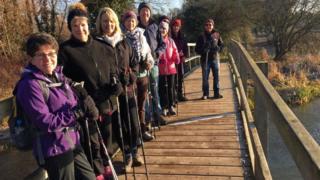 Winchester Nordic Walkers