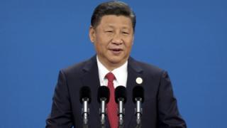 Madaxweynaha Shiinaha, Xi Jinping
