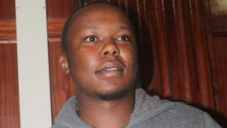 Qareenka Alex Mutuku wuxuu doonayaa in damiin lagu sii daayo